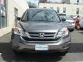 2010 Polished Metal Metallic Honda CR-V EX AWD  photo #2