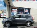 2010 Polished Metal Metallic Honda CR-V EX AWD  photo #3