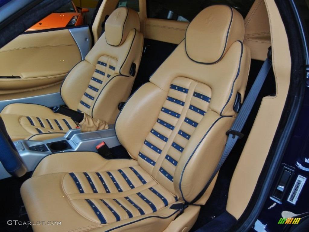 2002 Ferrari 360 Modena F1 Daytona Style Seat Photo 68596883 Gtcarlot Com
