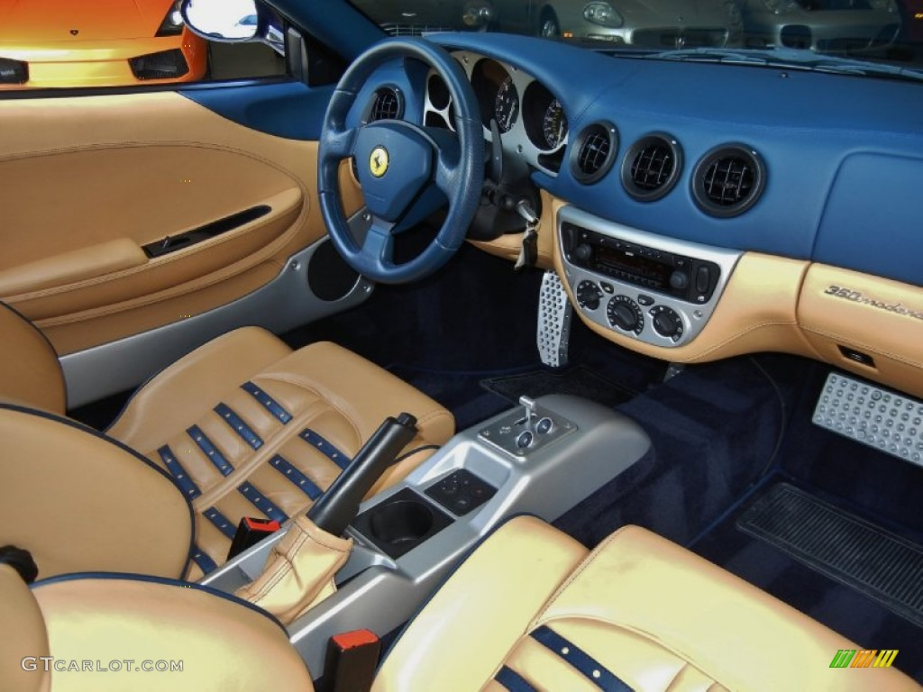 2002 ferrari 360 modena f1 interior photo 68596946. Black Bedroom Furniture Sets. Home Design Ideas
