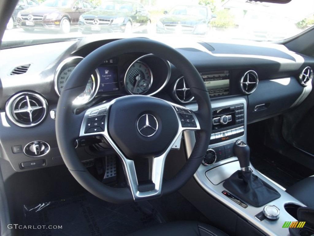 2013 Arctic White Mercedes Benz Slk 250 Roadster 68579171