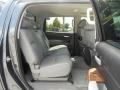 Graphite Gray Rear Seat Photo for 2010 Toyota Tundra #68606703