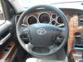 Graphite Gray Steering Wheel Photo for 2010 Toyota Tundra #68606750
