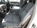 2012 Summit White Chevrolet Silverado 1500 LT Extended Cab  photo #4