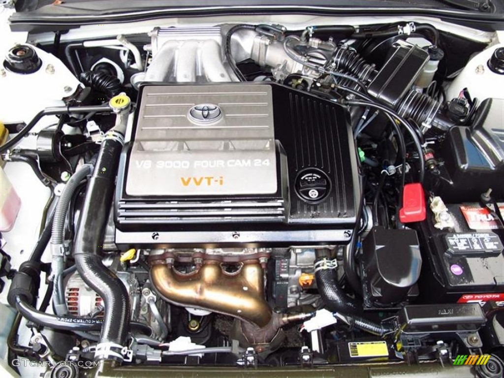 2003    Toyota       Avalon       XLS    30 Liter DOHC 24Valve V6    Engine