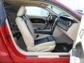 2009 Ford Mustang Black/Tan Interior Interior Photo