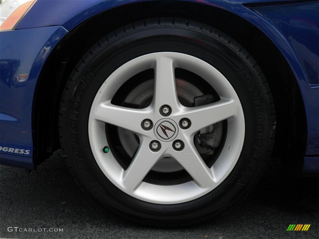 2002 Acura RSX Type S Sports Coupe Wheel Photo #68610569 | GTCarLot.com