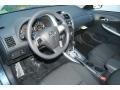 Dark Charcoal 2012 Toyota Corolla Interiors