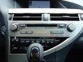 Black/Ebony Birds Eye Maple Controls Photo for 2013 Lexus RX #68619839