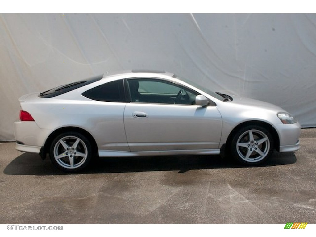 alabaster silver metallic 2006 acura rsx type s sports. Black Bedroom Furniture Sets. Home Design Ideas