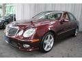 Barolo Red Metallic 2009 Mercedes-Benz E Gallery