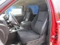2013 Victory Red Chevrolet Silverado 1500 LT Crew Cab 4x4  photo #8