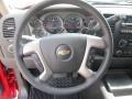 2013 Victory Red Chevrolet Silverado 1500 LT Crew Cab 4x4  photo #10