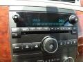 2010 Chevrolet Silverado 1500 Dark Cashmere/Light Cashmere Interior Audio System Photo