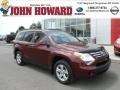 Cranberry Red Metallic 2008 Suzuki XL7 AWD