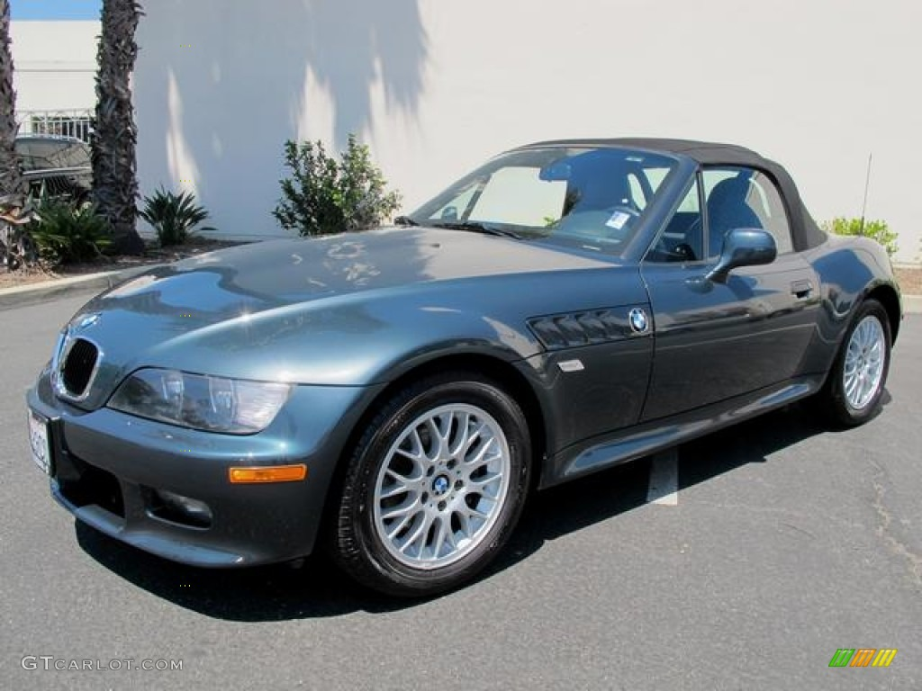 2001 Bmw Z3 2 5i Roadster Exterior Photos Gtcarlot Com