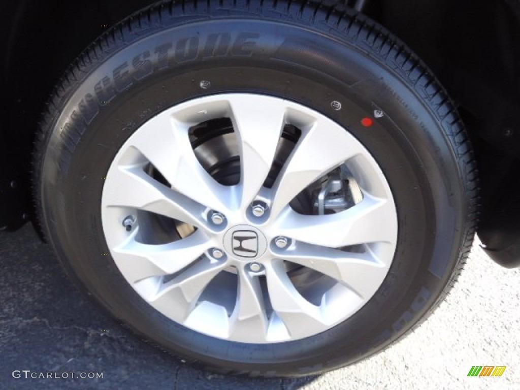 2012 CR-V EX-L 4WD - Urban Titanium Metallic / Gray photo #9