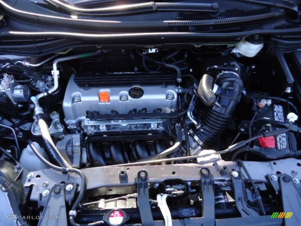 2012 CR-V EX-L 4WD - Urban Titanium Metallic / Gray photo #40