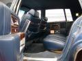 Sapphire Blue - Brougham Sedan Photo No. 11
