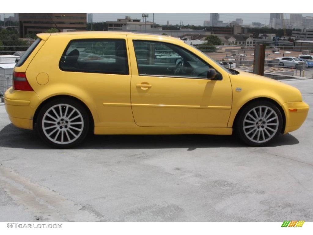 Volkswagen Gti Vr6 Specs >> Imola Yellow 2003 Volkswagen GTI 20th Anniversary Exterior Photo #68645866 | GTCarLot.com