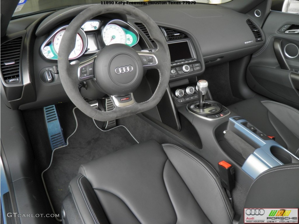 black interior 2012 audi r8 gt spyder photo 68651578. Black Bedroom Furniture Sets. Home Design Ideas