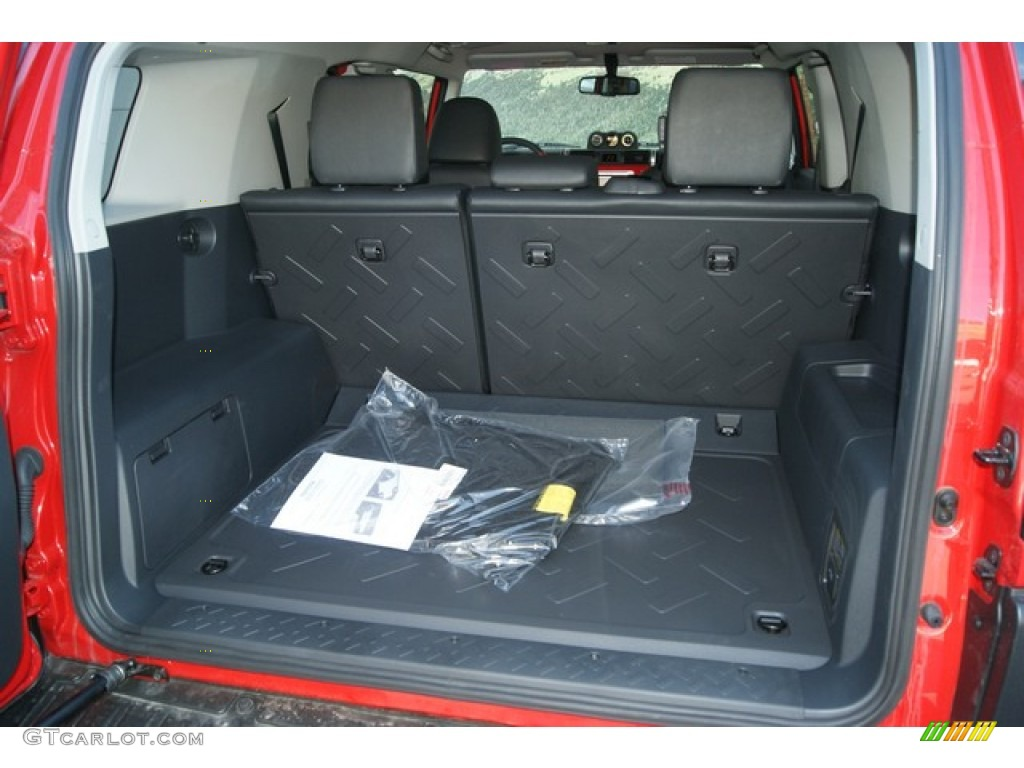 2012 toyota fj cruiser trail teams special edition 4wd trunk photo 68655283. Black Bedroom Furniture Sets. Home Design Ideas