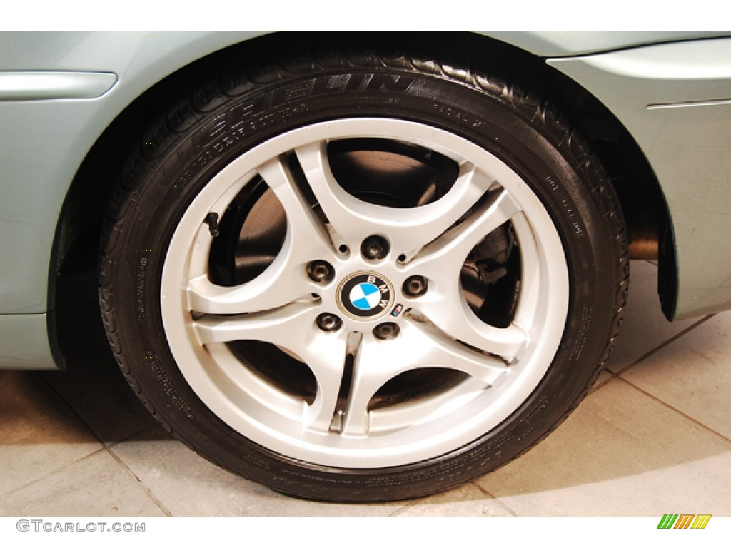 2004 Bmw 3 Series 330i Coupe Wheel Photo 68662449