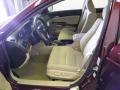 Basque Red Pearl II - Accord EX V6 Sedan Photo No. 16