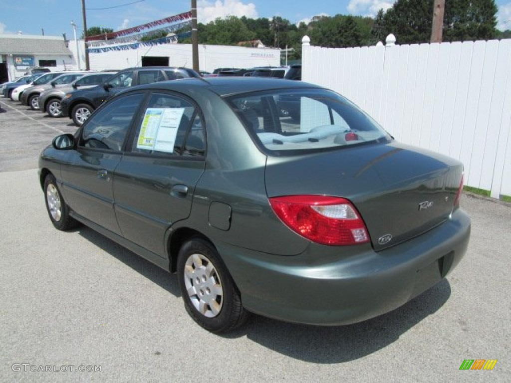 2001 Kia Rio Sedan Exterior Photos Gtcarlot Com