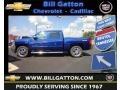 2012 Blue Topaz Metallic Chevrolet Silverado 1500 LT Crew Cab 4x4  photo #1
