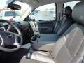 2012 Blue Topaz Metallic Chevrolet Silverado 1500 LT Crew Cab 4x4  photo #5