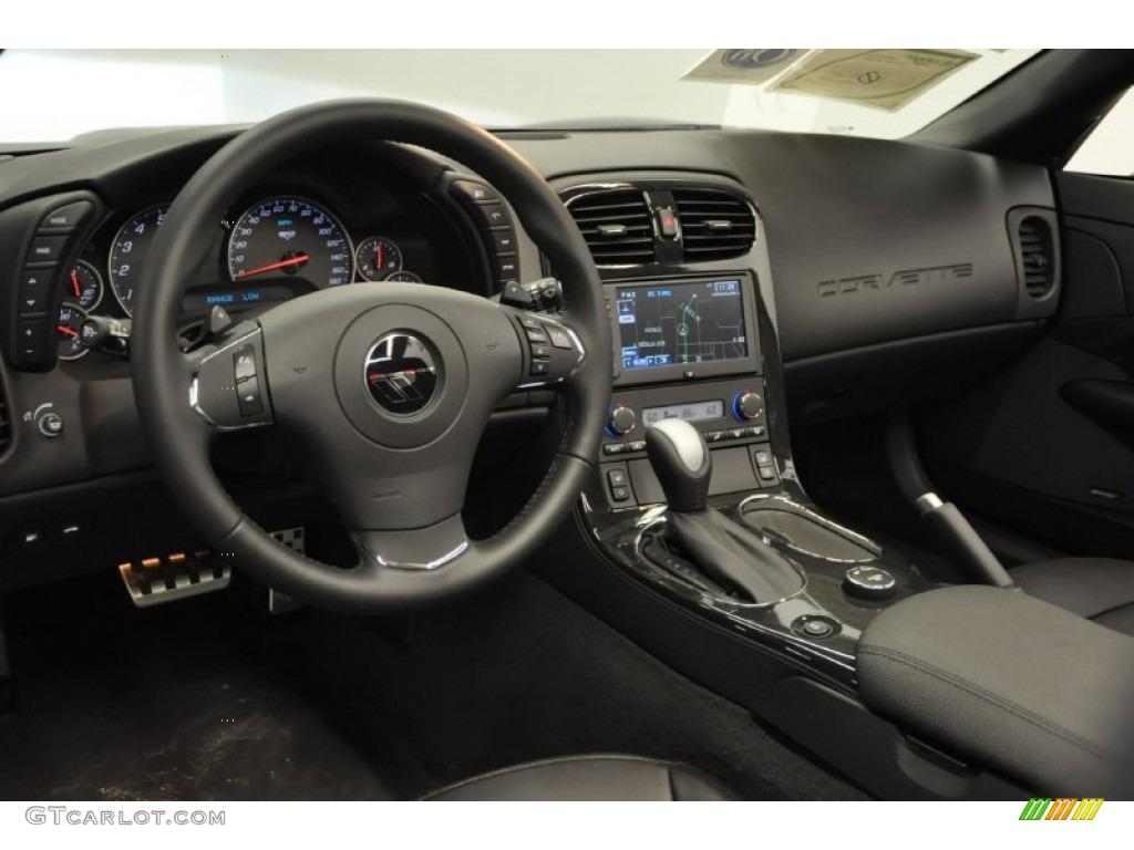 2013 Chevrolet Corvette Grand Sport Coupe Interior Photo 68685178