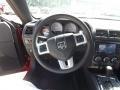 Dark Slate Gray Steering Wheel Photo for 2012 Dodge Challenger #68685724