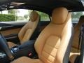 Front Seat of 2012 E 350 Coupe