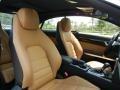 2012 E 350 Coupe Natural Beige/Black Interior