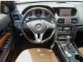 Dashboard of 2012 E 350 Coupe