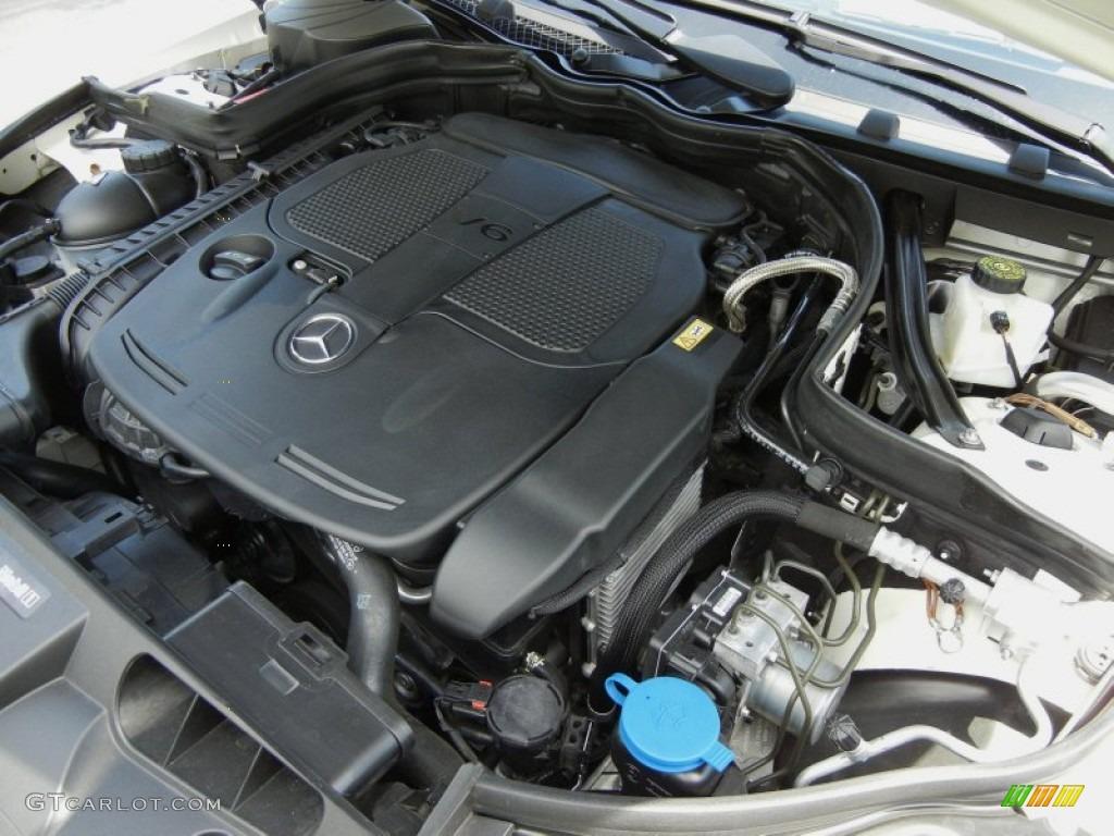 2012 mercedes benz e 350 coupe 3 5 liter dohc 24 valve vvt for Mercedes benz 3 5 v6 engine