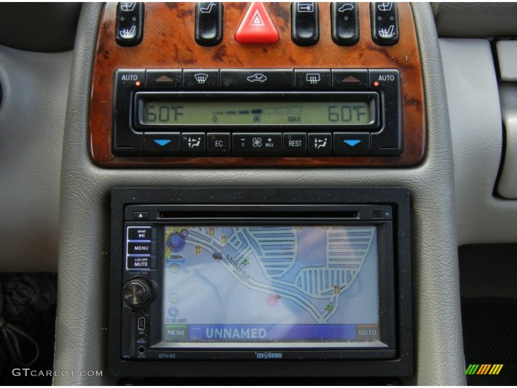 2002 mercedes benz clk 320 coupe navigation photo for Mercedes benz navigation free download