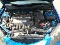 2006 Vivid Blue Pearl Acura RSX Sports Coupe  photo #8