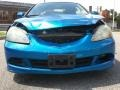 2006 Vivid Blue Pearl Acura RSX Sports Coupe  photo #14