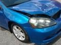2006 Vivid Blue Pearl Acura RSX Sports Coupe  photo #33