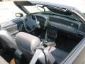 Black Interior Photo for 1992 Ford Mustang #68693995