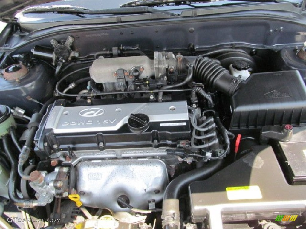 2005 Hyundai Accent Gls Coupe Engine Photos Gtcarlot Com