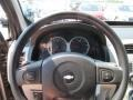 Light Gray Steering Wheel Photo for 2005 Chevrolet Equinox #68697079