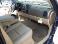 2013 Blue Topaz Metallic Chevrolet Silverado 1500 LT Crew Cab 4x4  photo #20