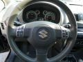 Black Pearl Metallic - SX4 Crossover Technology AWD Photo No. 22