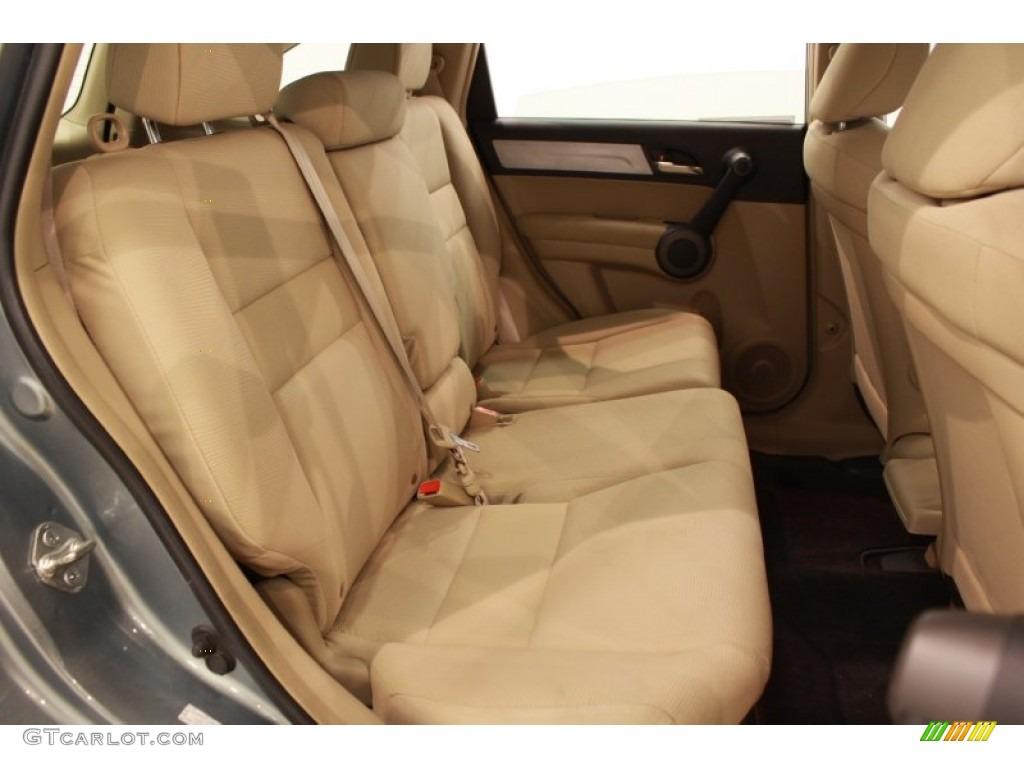 2010 CR-V LX AWD - Opal Sage Metallic / Ivory photo #15