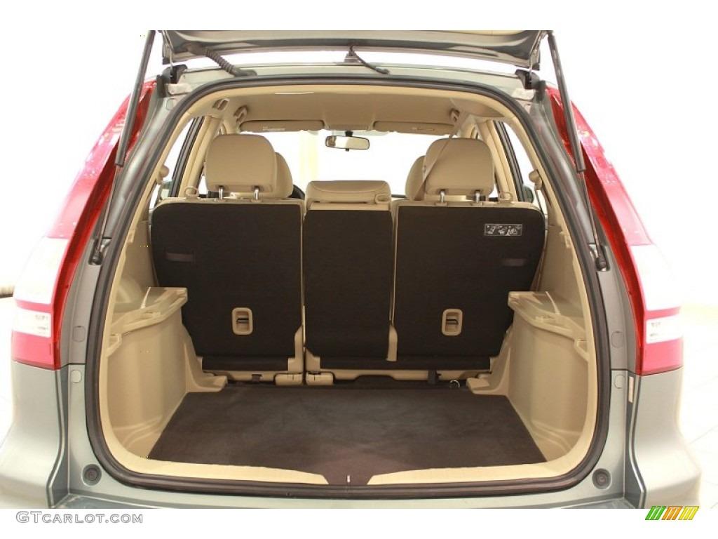 2010 CR-V LX AWD - Opal Sage Metallic / Ivory photo #18