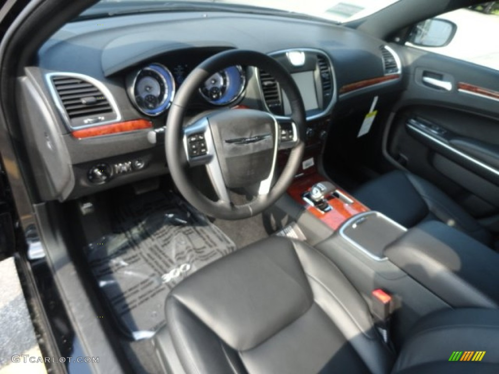 Worksheet. Black Interior 2012 Chrysler 300 Limited AWD Photo 68709484