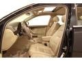 Beige Front Seat Photo for 2008 Audi A4 #68711365